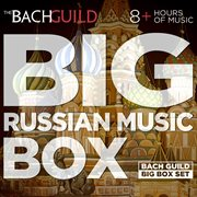 Big russian music box cover image