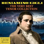 The very best tenor collection cover image