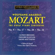 Mozart: the great piano concertos cover image