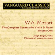The complete sonatas for violin & piano. Volume one cover image