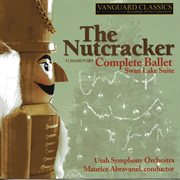Tchaikovsky: nutcracker complete with swan lake suite cover image