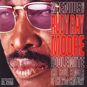 The genius of rudy ray moore aka dolemite cover image