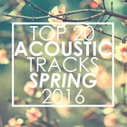Top 20 acoustic tracks spring 2016 cover image