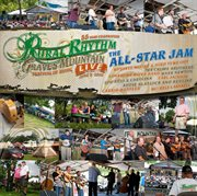 Rural Rhythm 55 year celebration at Graves Mountain Festival of Music : live June 4, 2010 cover image