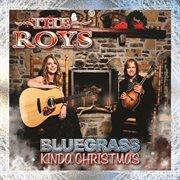 Bluegrass kinda christmas cover image