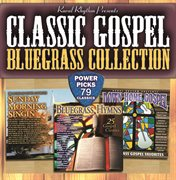 Classic gospel bluegrass collection cover image