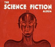 The science fiction album cover image