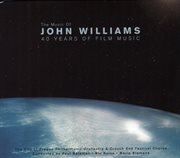 John williams 40 years of film music cover image