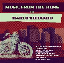 Cover image for Music From The Films Of Marlon Brando