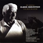 The essential elmer bernstein film music collection cover image