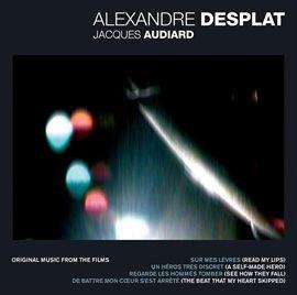 Cover image for Alexandre Desplat - Jacques Audiard