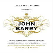 John barry - the classic scores cover image