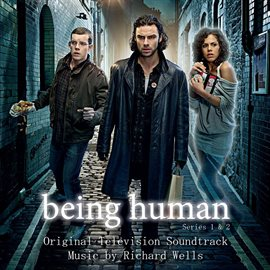 Cover image for Being Human (Original Television Soundtrack)