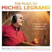 The music of michel legrand cover image