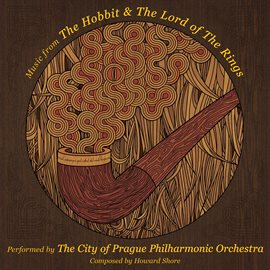 Music From The Hobbit And The Lord Of The Rings