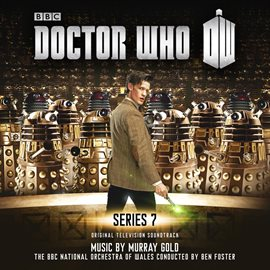 Cover image for Doctor Who - Series 7 (Original Television Soundtrack)