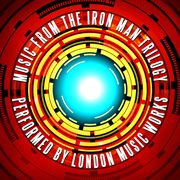 Music from the iron man trilogy cover image