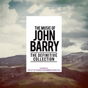 The music of john barry: the definitive collection cover image