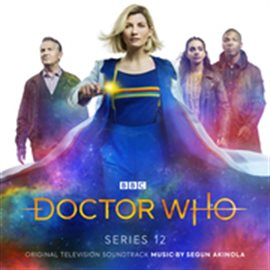 Cover image for Doctor Who - Series 12 (Original Television Soundtrack)