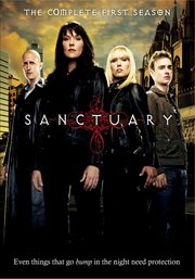 Sanctuary - Season 1 / Amanda Tapping