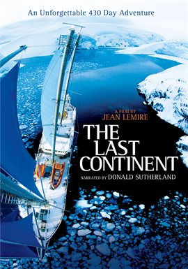 The Last Continent / Donald Sutherland