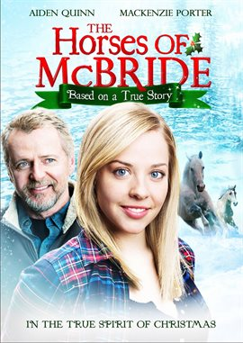 Cover image for Horses of McBride