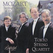 String quartets : K. 589 ; K. 590. K. 575 cover image
