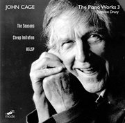 The Complete John Cage Edition Volume 17: the Piano Works 3