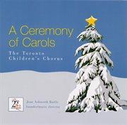 A ceremony of carols cover image