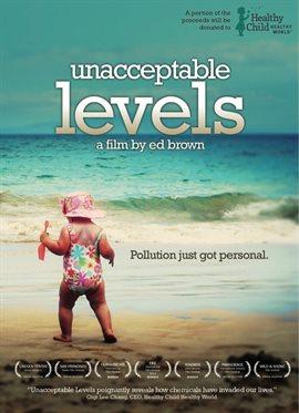 Unacceptable Levels / Ralph Nader