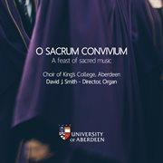 O sacrum convivium cover image