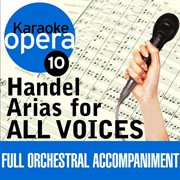 Karaoke opera: handel arias for all voices cover image