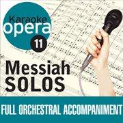 Karaoke opera: messiah solos cover image