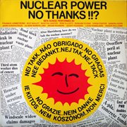 Nuclear power no thanks!!? cover image