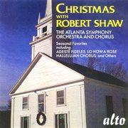 Christmas with robert shaw cover image