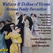 Strauss family favourites : waltzes & polkas of Vienna cover image