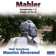 Mahler: complete symphonies, nos. 1 - 9 cover image
