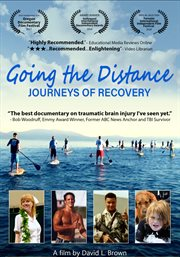 Going the distance : journeys of recovery cover image