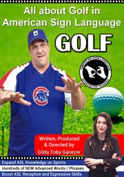 All about golf in american sign language cover image