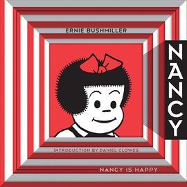 Nancy is Happy: The Complete Dailies 1942-1945, portada del libro