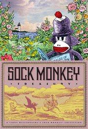Sock monkey treasury cover image