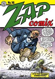 Zap comix. Issue 16 cover image