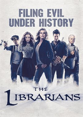 The Librarians cover