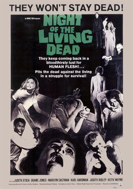 Night Of The Living Dead / Duane Jones