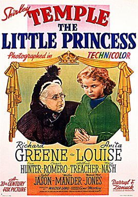 The Little Princess / Shirley Temple