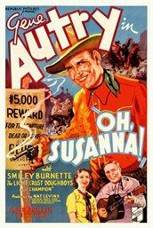 Oh, Susannah!