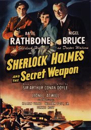 Sherlock Holmes and the secret weapon Terror by night cover image