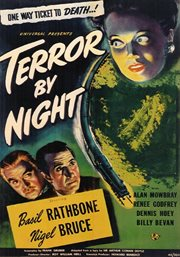 Terror by night cover image