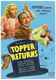 Topper returns cover image