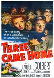 Three came home cover image
